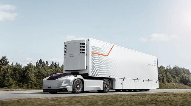 راه اندازی خط تولید جدید در حمل و نقل خودران ولوو