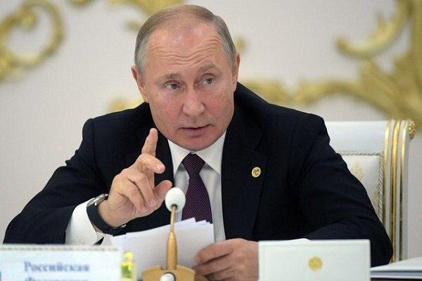 پوتین سیاست های غرب در آفریقا را به باد انتقاد گرفت