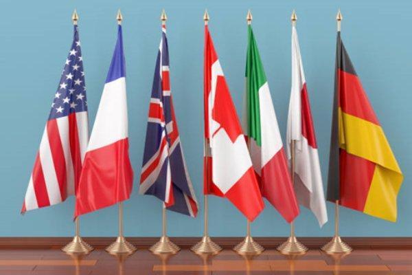 ترامپ: روسیه هم باید به G7 ملحق گردد