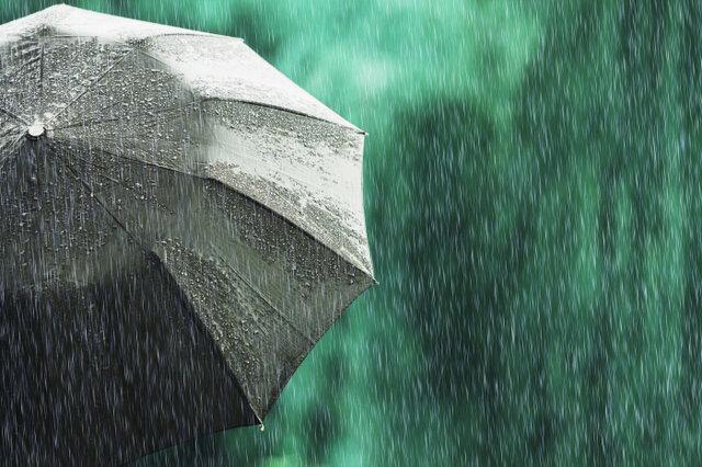 فعالیت سامانه بارشی در خراسان رضوی تا خاتمه هفته
