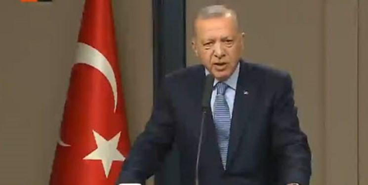 اردوغان دستگیری همسر البغدادی را تأیید کرد