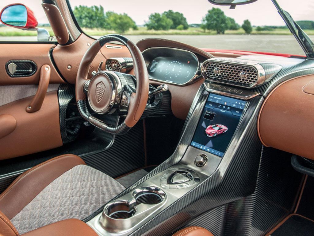 آنالیز فنی خودرو کونیگ زگ رگرای