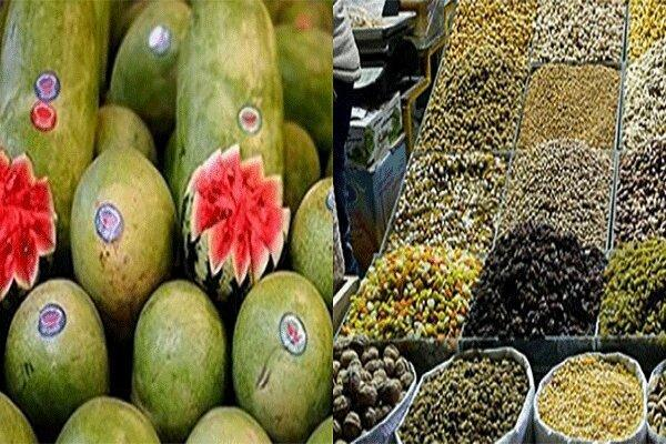 افزایش ساعات کار میادین و بازارهای میوه و تره بار به مناسبت جشن یلدا