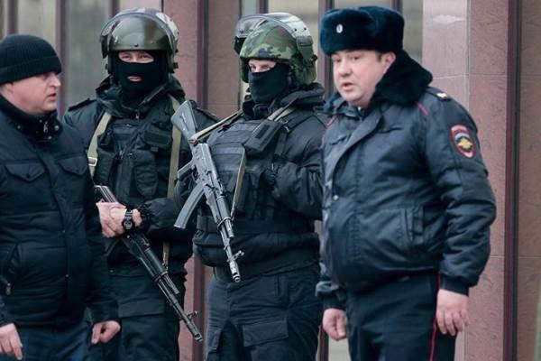 10 دادگاه در مسکو تخلیه شد