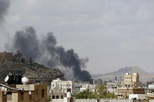 تداوم تجاوز نظامی رژیم سعودی به الحدیده یمن