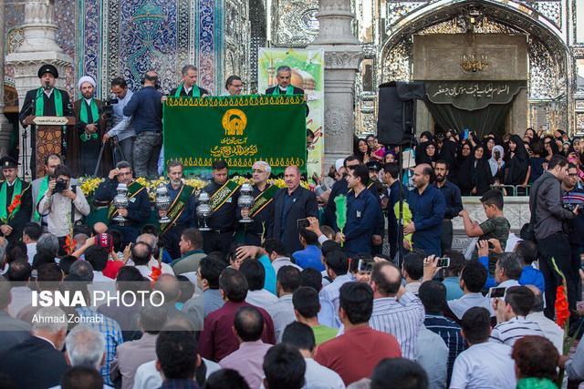 جشن های دهه کرامت و جشنواره بین المللی امام رضا(ع) آغاز شد