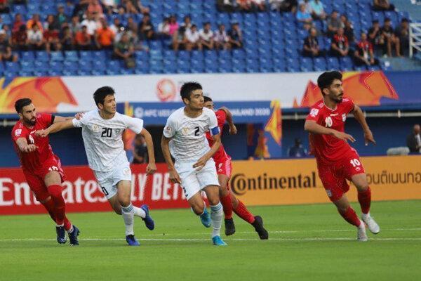 تساوی تیم فوتبال امید ایران برابر ازبکستان، امیدوار به دو دیدار