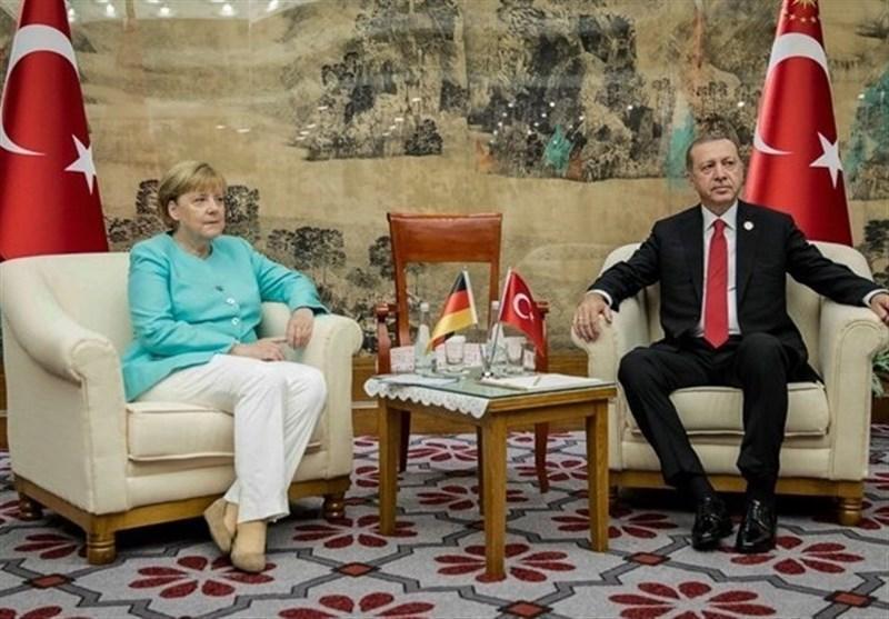 محور مذاکرات آینده مرکل با اردوغان چه خواهد بود؟