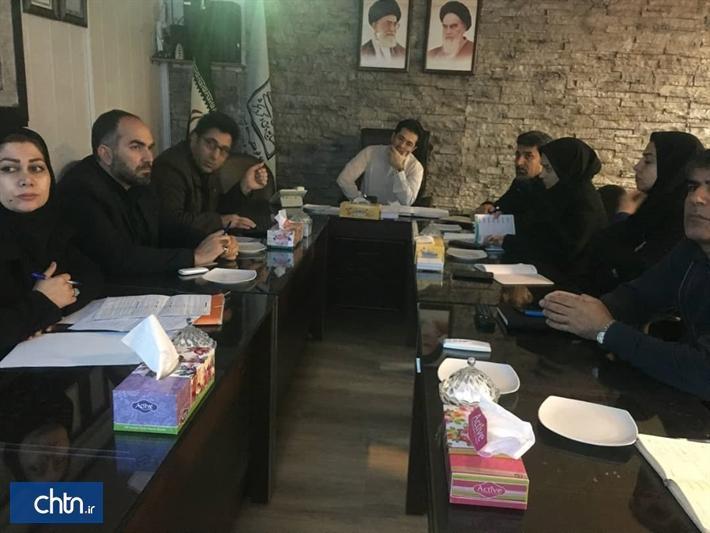 معین اولیه عرصه و حریم 3 اثر تاریخی در کرمانشاه