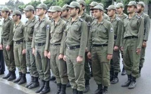 مهارت آموزی 550 سرباز در همدان