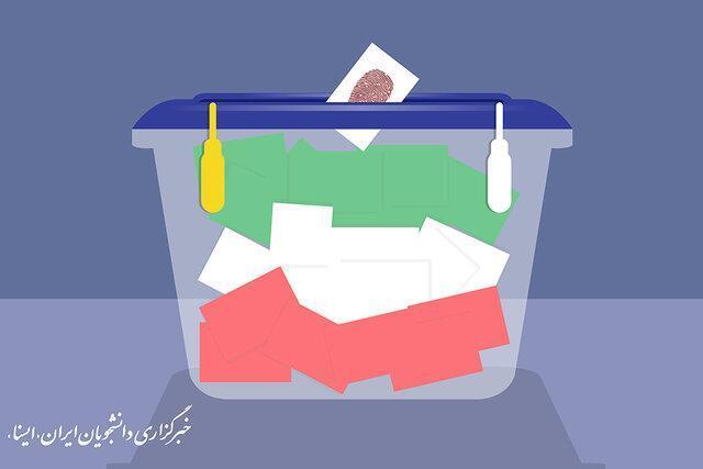 رقابت 20 نفر کاندیدا در حوزه انتخابیه فریدن