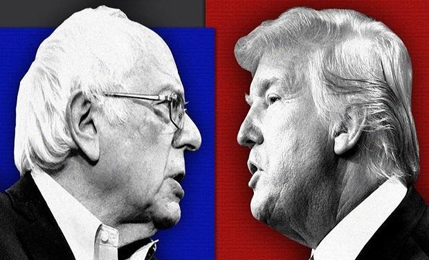 ترامپ در نظرسنجی شبکه محبوبش انتخابات را به دموکرات ها واگذار کرد