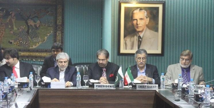 استقبال از تأسیس شعب بانک های ایرانی در پاکستان