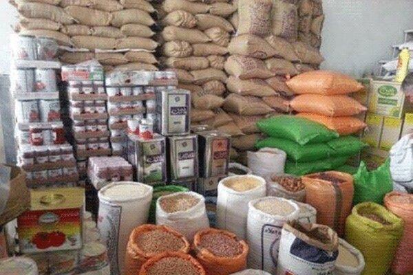 توزیع 36 تن اقلام ضروری یارانه دار در نیر