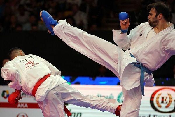 کدام کاراته کاها شانس المپیک دارند؟، دوئل پورشیب و گنج زاده