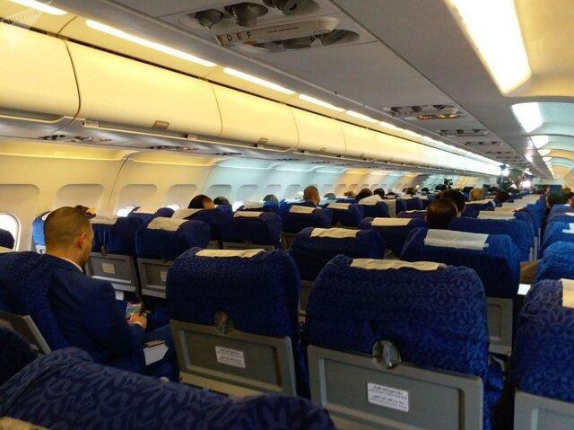 لطمه کرونا به پروازهای فرودگاه خرم آباد