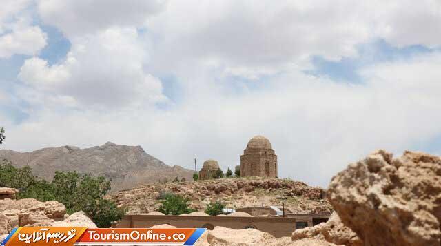 قلعه توران دخت ساسانی در استان یزد ثبت ملی شد