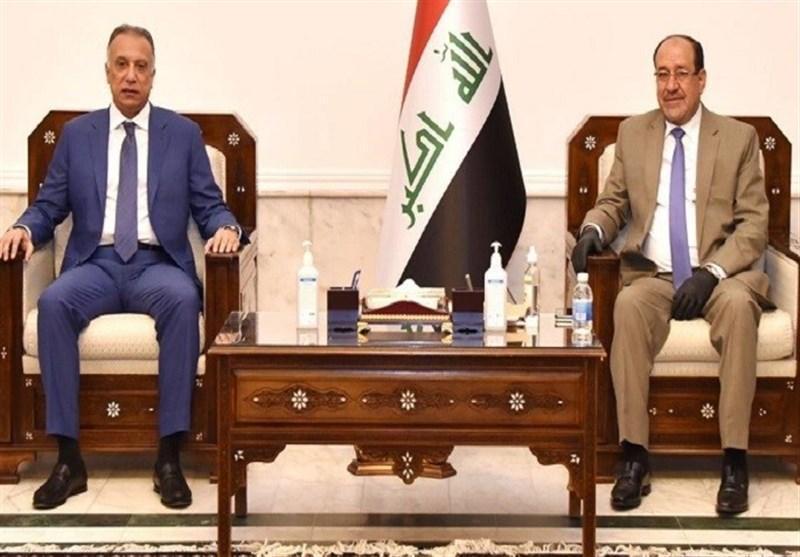عراق، تاکید المالکی و الکاظمی بر آماده سازی مناسب برای برگزاری انتخابات