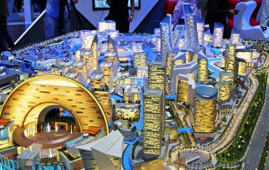 12 پروژه شگفت انگیز و باورنکردنی در دبی امارات