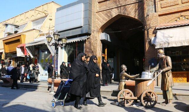 اعلام محدودیت های ترددی جدید در پیاده راه تربیت تبریز