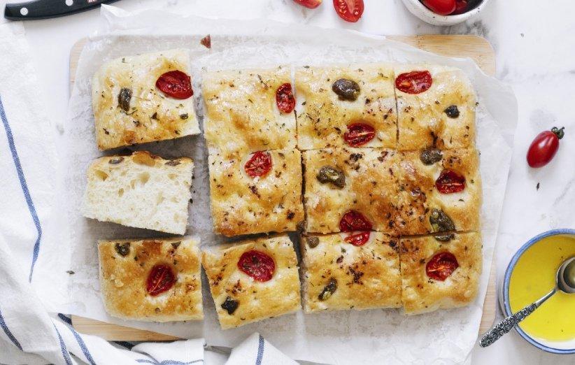 چطور نان فوکاچیا درست کنیم؟