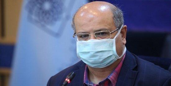 درخواست زالی برای دورکاری 50 درصد کارکنان استان تهران
