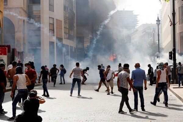 تعداد مجروحان درگیری های شب گذشته در لبنان افزایش یافت