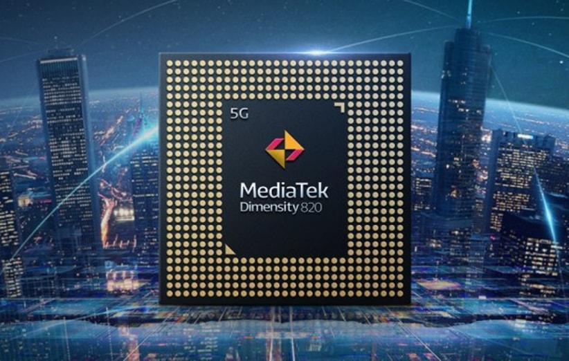 گوشی ردمی نوت 10 به زودی با پردازنده Dimensity 820 راهی بازار می گردد