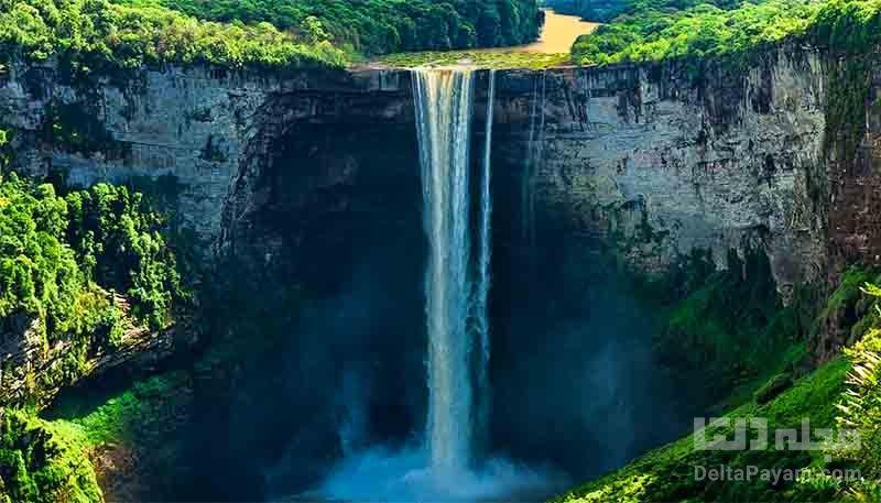 این مکان های باورنکردنی بهشت روی زمین هستند