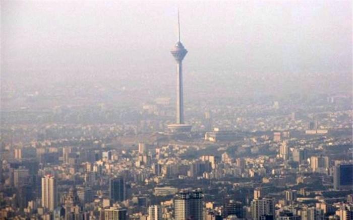 توصیه محیط زیست تهران به خودداری بچه ها و سالمندان از فعالیت در فضای باز
