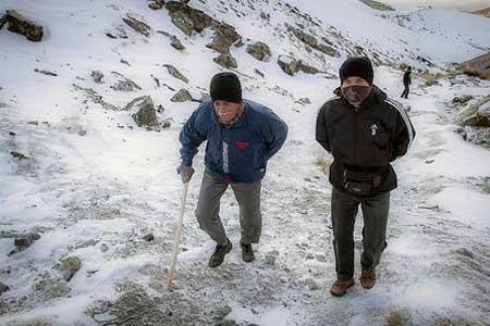 انتقاد هواشناسی از بی توجهی به هشدارها و صعود به ارتفاعات تهران
