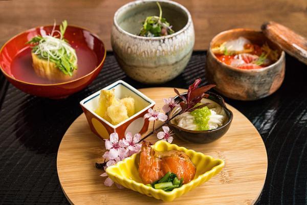 معروف ترین غذاهای سنتی ژاپن در کیوتو ، عکس