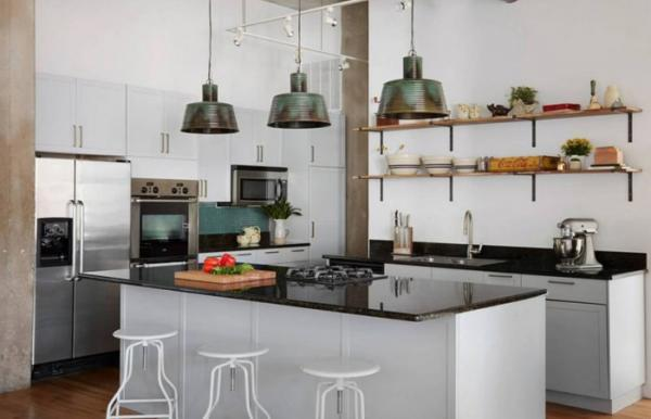 جذاب ترین ایده ها برای تزیین اپن آشپزخانه شما