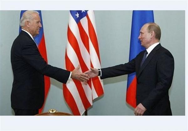 دعوت پوتین از بایدن برای گفتگوی زنده خبرنگاران