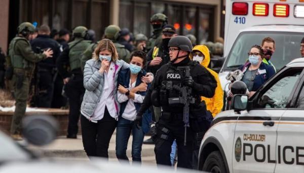 سی ان ان: 10 نفر در کلرادو آمریکا بر اثر تیراندازی کشته شدند