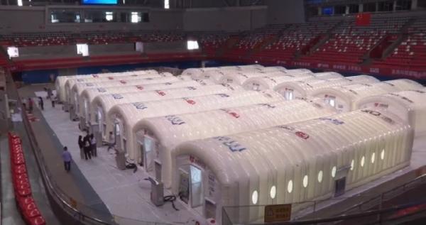راه اندازی آزمایشگاهی با ظرفیت روزانه 150 هزار نفر در چین