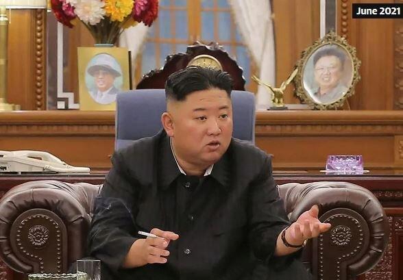 حدس درباره شرایط سلامتی کیم جونگ اون با کاهش وزن شدیدش