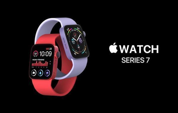اپل واچ سری 7 احتمالا در دو مقدار 41 و 45 میلی متری عرضه خواهد شد
