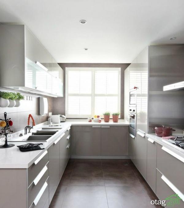 طراحی آشپزخانه ایرانی به 5 شکل محبوب و پرطرفدار